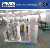 QHS-3000 full automatic carbonating drink mixer for beverage line