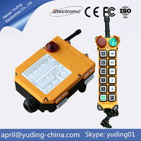 FCC ,CE ,ISO9001 approved yuding universal remote controls F24-12D