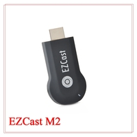 New arrival smart phone/TV/ tablet Ezcast M2 wireless WIFI display USB dongle with 1080p H DMI
