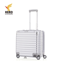 Silver Woman Leisure 16 Inch Travel