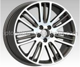 18 inch wheel by China wholesale aluminium rim for Porsche France replica with pcd 5x108mm