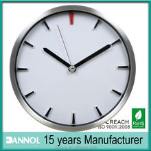 12 inch wrought iron wall clock bar chair 3d model / sublimation wall clocks