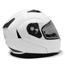 2016 New Bluetooth Helmet Motorcycle Flip up Helmet with Built in Bluetooth System DOT Certificate and Double Visors