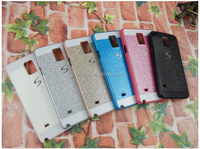 Ultra thin pc case for samsung s5/s6 bing bing Mobile phone Protective cover for samsung note3 /note4
