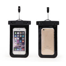 2017 Hot New Products Waterproof Pvc Cell Phone Bag,Cheap Universal Waterproof Mobile Phone Case