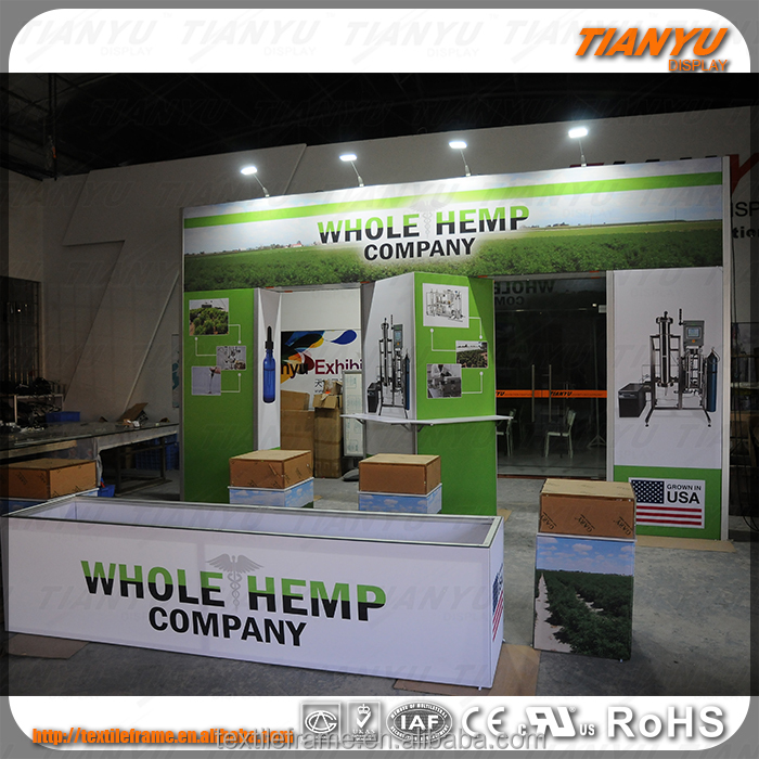 Exhibition Display Booth Contractor for Trade Show