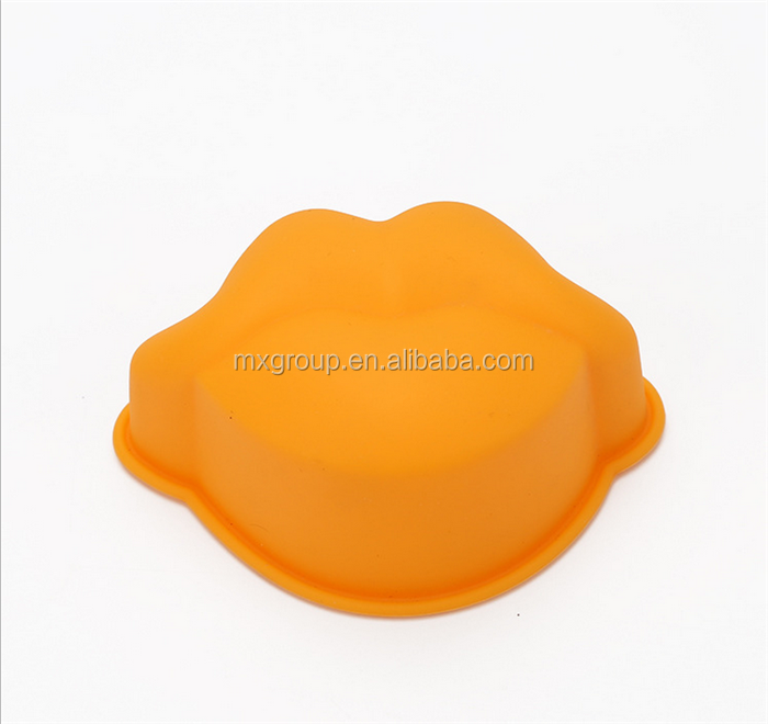 Microwave Oven Baking tool Chocolate Candy Mold, Soap cake Cookies mould,Jelly pudding Ice Cream mould silicone cake pan