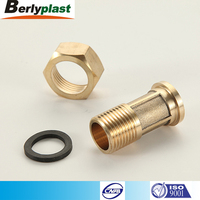 Free sample brass fitting flexible hose coupling