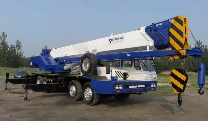High Quality Used 65 Ton Truck Crane of TADANO-GT650E For Sale