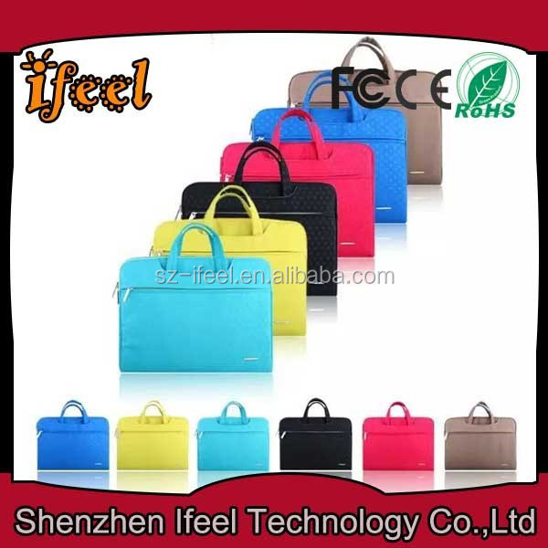 LOGO Printing New Promotional Neoprene Laptop Sleeve Case Pouch Bag For Kindle Fire,for macbook,for iPad ,Tablet PC
