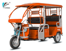 yufeng battery powered auto electric tricycle for india