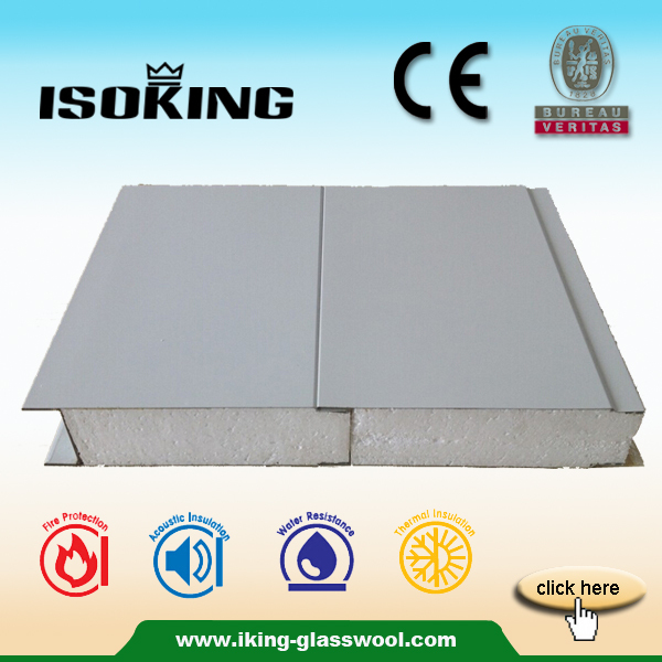 China Building Thermal Partition Wall Insulation EPS Sandwich Panel