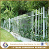 Easily Assembled Feature and Metal Frame Material decorate iron garden fence,