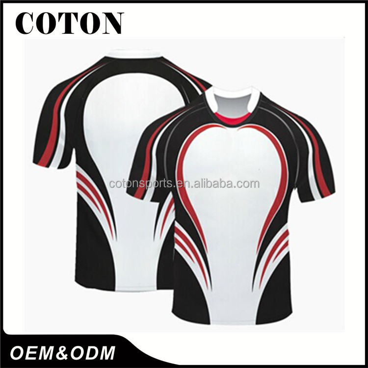 Low Price uk rugby shirts design with cheap price