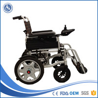 RehabiAluminum chair frame high back reclining wheelchair for cerebral palsy children/ cp chair/electric power /folding/econ