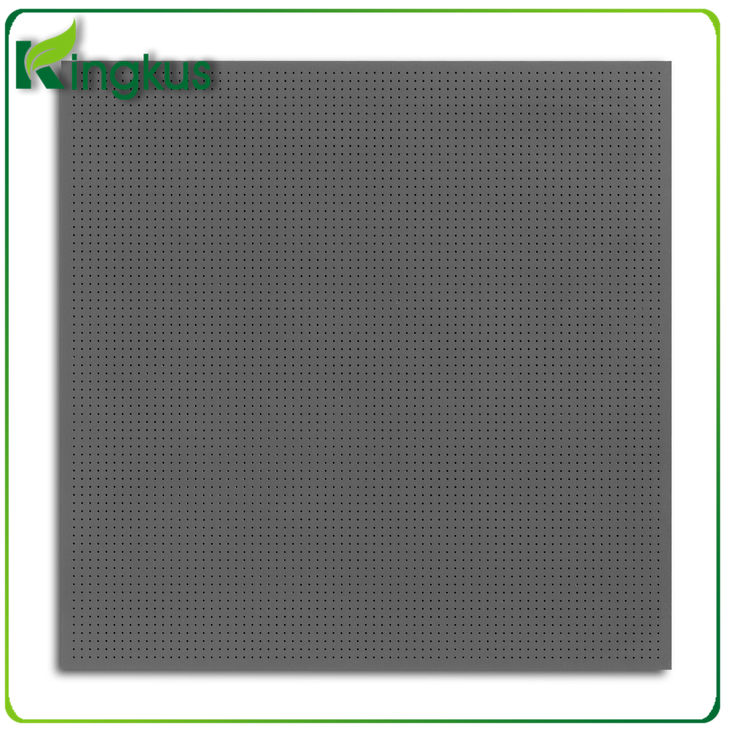 Perforated micro acoustic panel