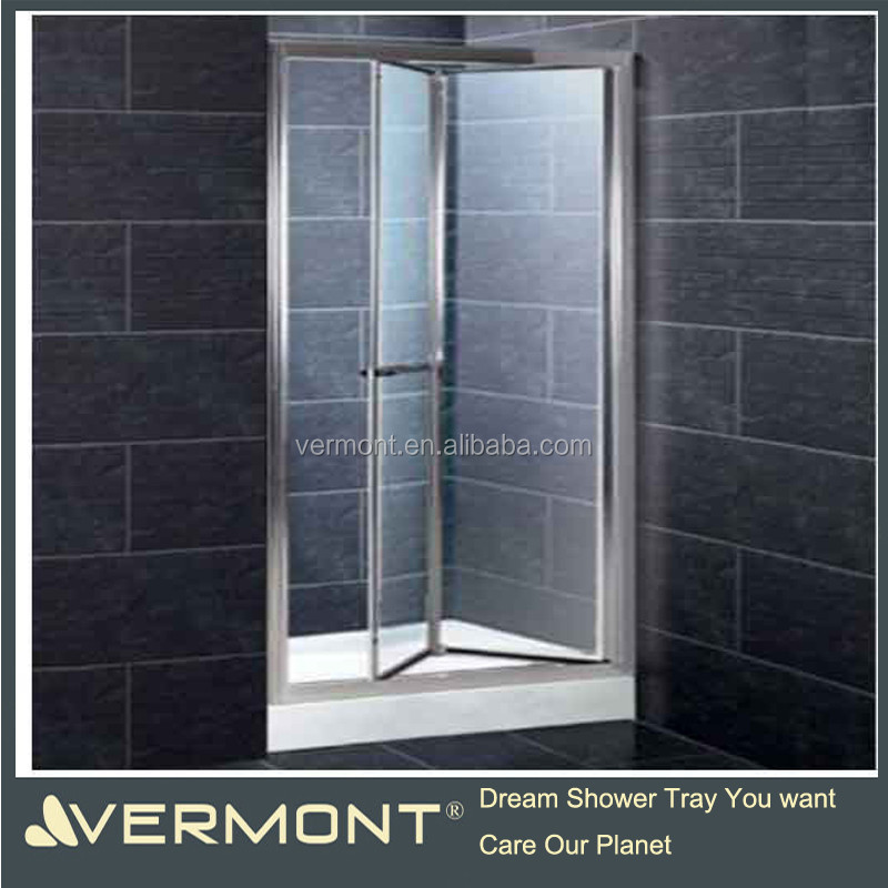 Popular italian model bath shower screens folding