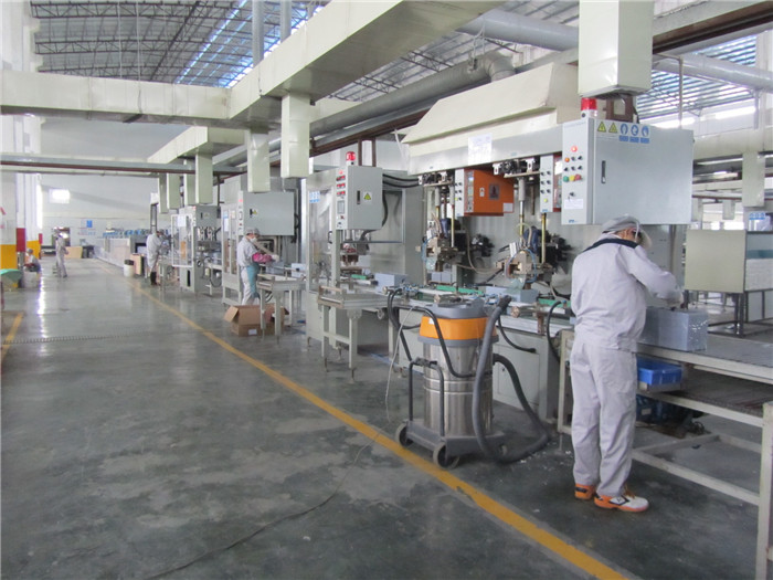 Automatic Sealing Production Line Processing