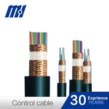 core electric cable with copper conductor XLPE insulation corrugated aluminium sheath, PVC outer sheath