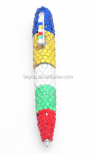 Order of The Eastern Star OES Rhinestone Writing Pen Bling pen