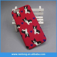 Factory Popular custom design 3d cell phone case for iphone 6 with good offer