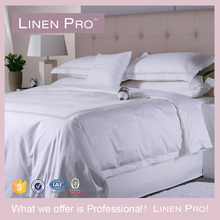 Superior Percale Wholesale Hotel Bedsheet,Cotton Bedsheet for Hotel