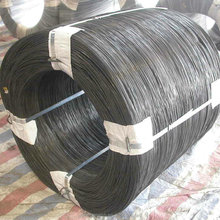 black annealed twisted wire with competitive price/12 guage black annealing wire iron rod, low price annealed binding wire