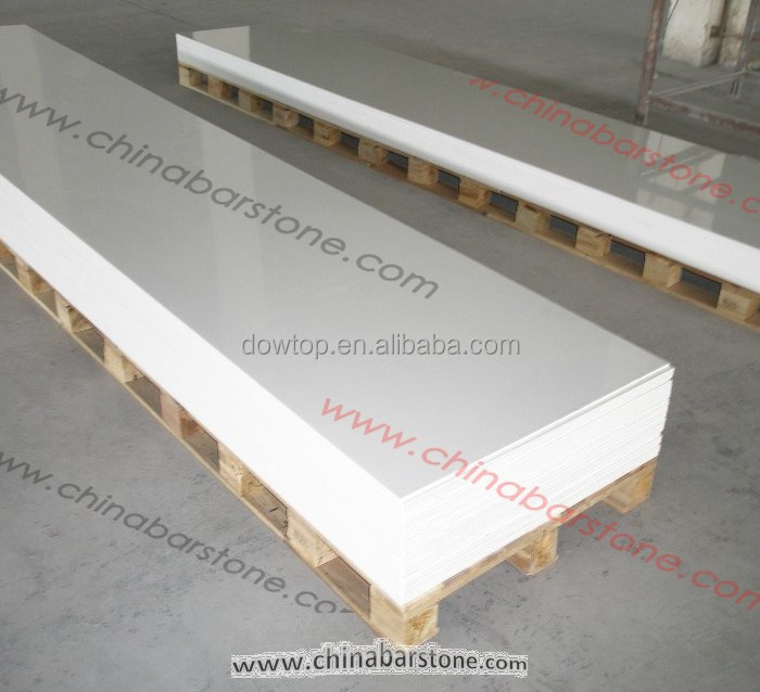 High quality Corain sheets Acrylic solid surface sheets Artificial stone slabs