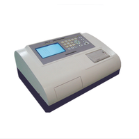 DWB-96 Veterinarymicroplate reader/medical devices elisa test reader lab equipment
