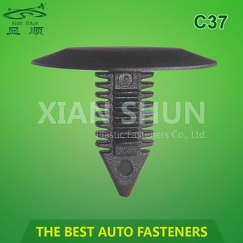 OEM Christmas Tree Clips for auto body parts C37