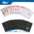 Custom High Quality 100% New Eco-friendly Plastic Playing Cards