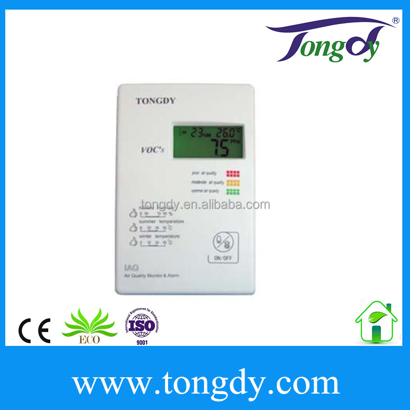 Wholesale VOC monitor and controller for indoor air quality