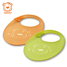 Bandana Drool Adult Teething Baby Bib Silicon