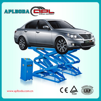 car lift cheap / portable garage hydraulic auto lift/car scissor lift