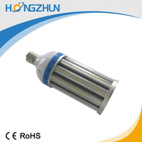 China manufaturer 54W led bulb street light Ra75 3000-6500k color temperature