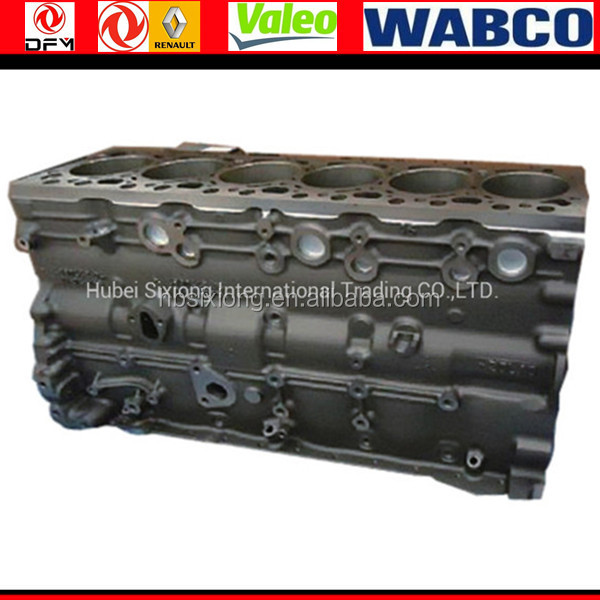 Good performance ISDe cylinder block with 5% cost saved