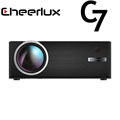 CHEERLUX C7 mini led projector