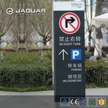 Direct manufacturer customized road sign outdoor led parking sign board
