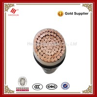 No.4640- 0.6/1kV Low voltage RVV Copper conductor XLPE PVC 1 core 3 core 2.5mm 4mm 6mm 10mm flexible Cable