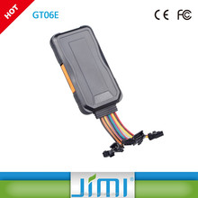 Concox&JIMI 3G mini GPS fleet tracker GT06E with RFID for driver management