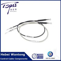 Topss Cost Price Clutch Cable Inner Wire 7*7 Stainless Steel