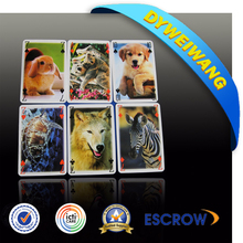 High quality paper playing cards pot o gold game board