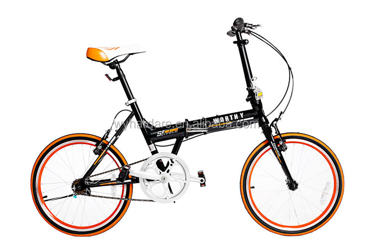 Hot sale high quality 20 in bulk sale folding bike