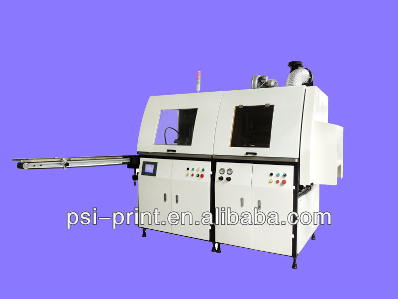 S11 bottle silk screen machine