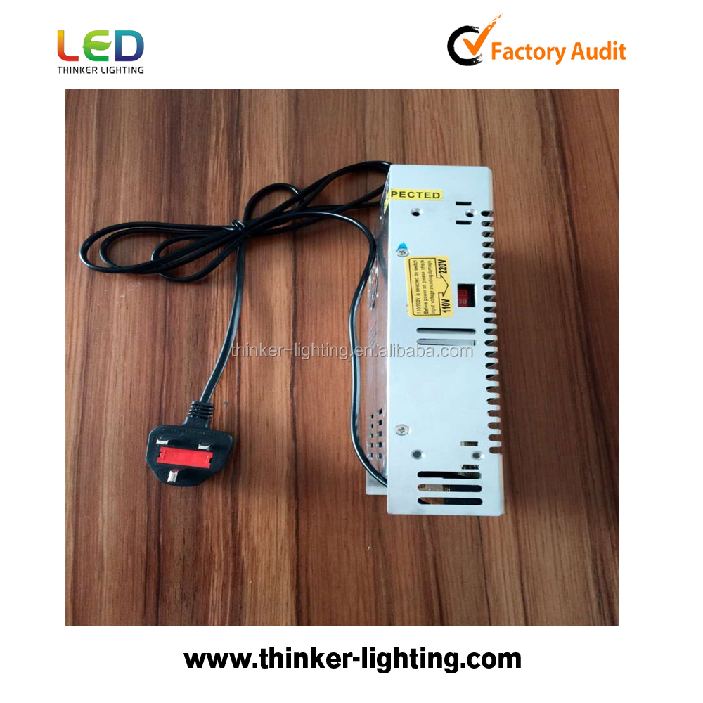 200W LED Transformer led driver power supply 12v /24v switch mode LED Driver