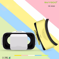 VR Mini Box Virtual Reality 3D Glasses Movie Game for iPhone Android