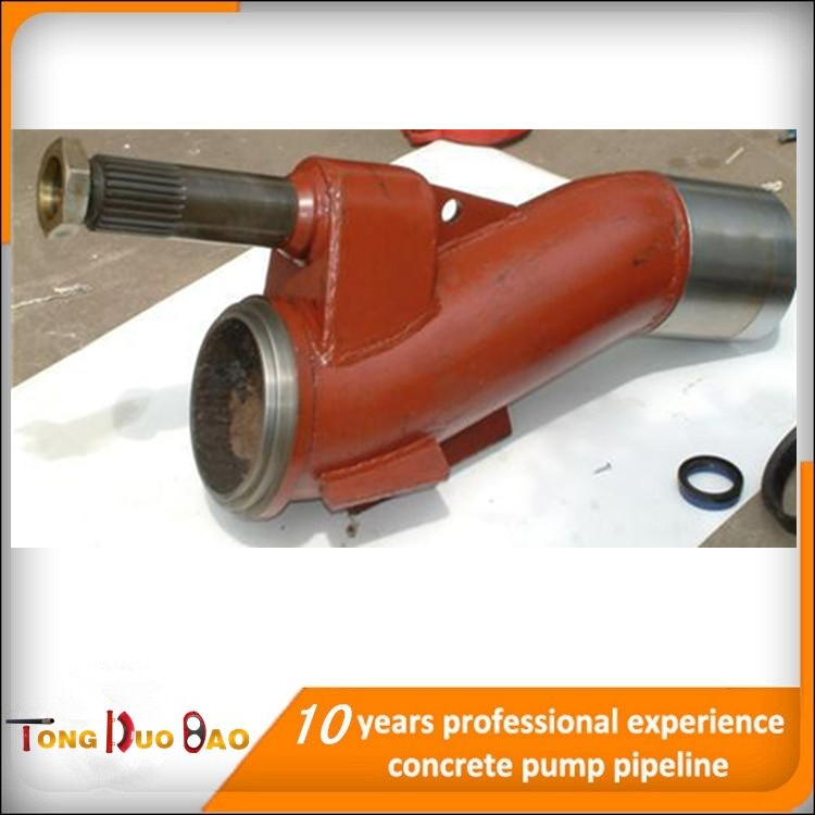 OEM support good price concrete pump s pipe, s vavle, s tube for Putzmeister pump