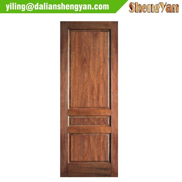Modern Unique Chinese Interior Cheap Solid Wood Door Buy