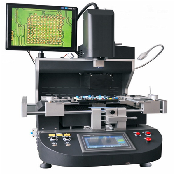 Automatic Bga Rework Station for Motherboards bga repair SMT production machine