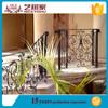 american luxury 2016 new alibaba outdoor used chain link fence / decorative antique aluminum fencing for villas homes garden